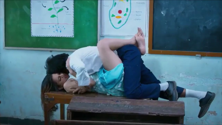 Teacher young studentai class room sex seiyum HD video