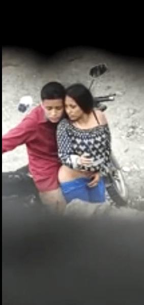 Hidden cameravil couple bike chennai sex video