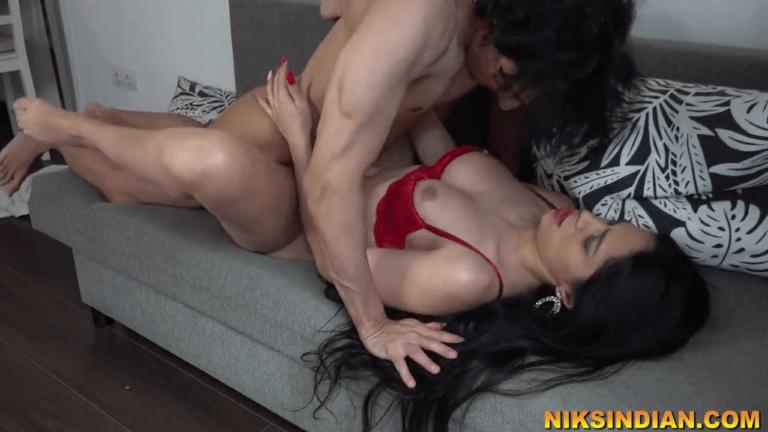 Indian servant NRI milf kuda english sex video