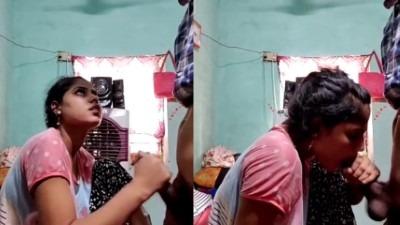 Chennai college horney girl latest tamil blowjob video