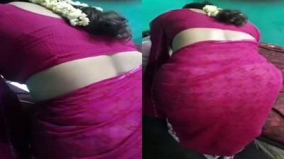 Coimbatore big ass auntyai thadavum tamil saree sex video