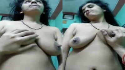 Tamil Aunty Milky Big Boobs Kasaki Paal Kasiyum Video